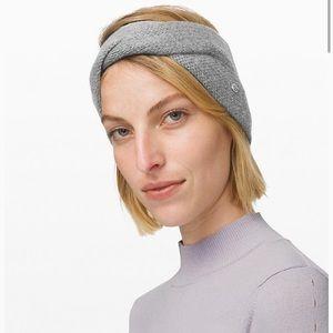 NWT Lululemon Twisted Bliss Earwarmer Headband